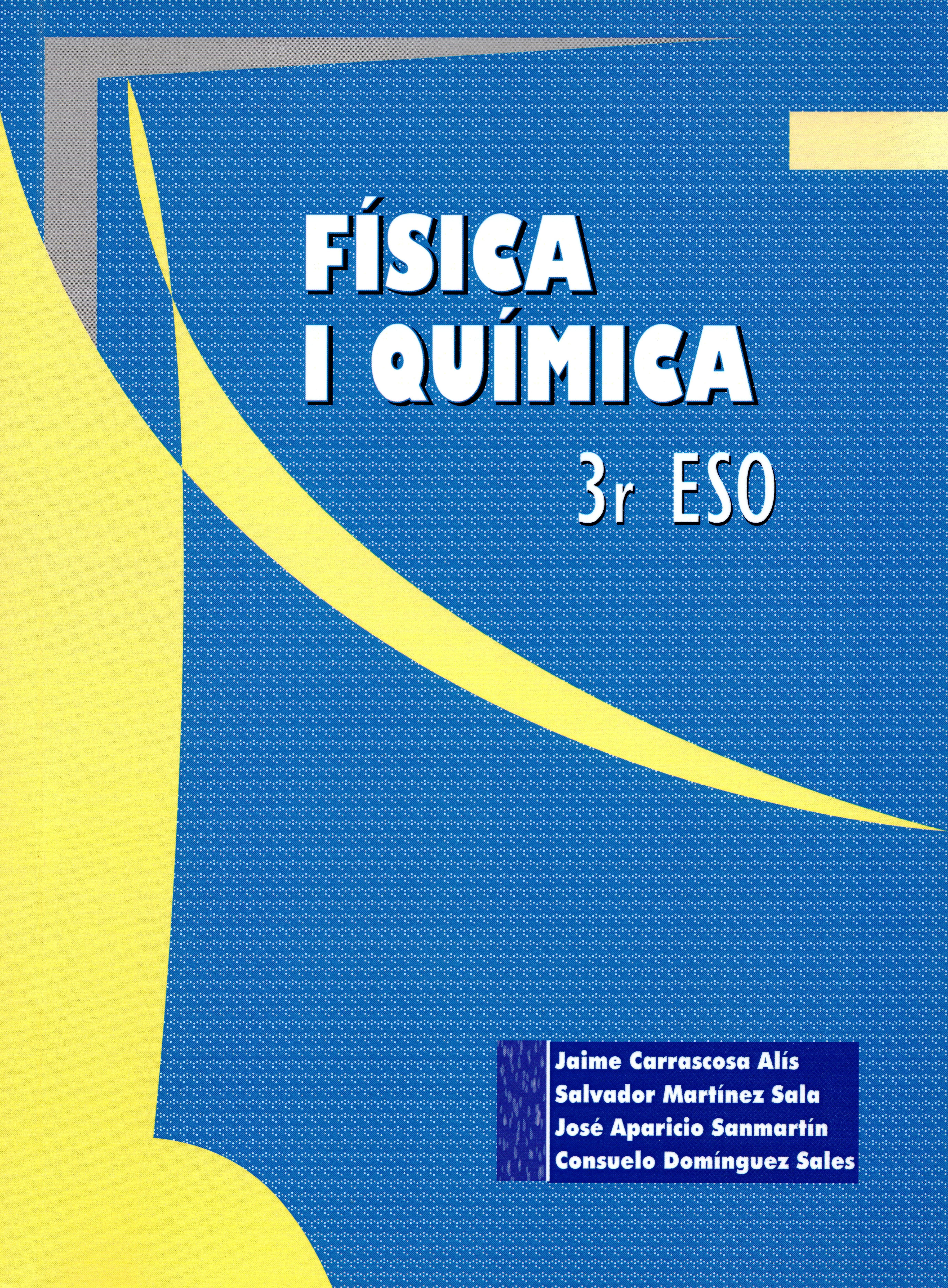 Física y Química 3r ESO