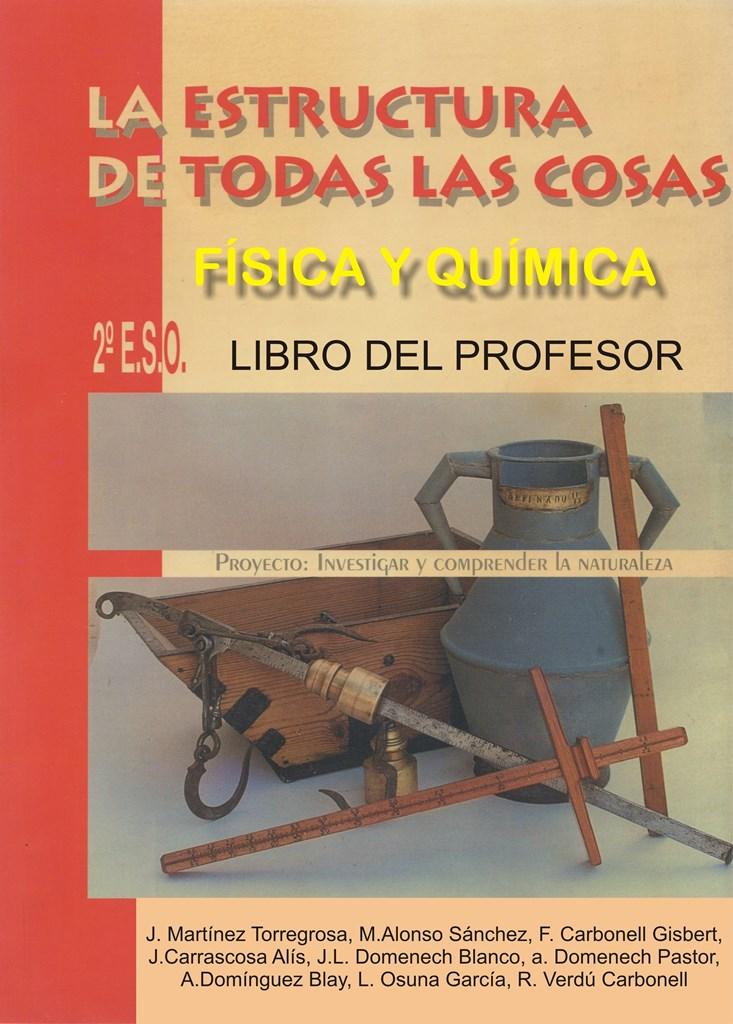 Física-y-Química-2º-ESO. Libro del profesor